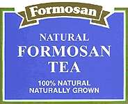 Formosan Black Tea 250gm