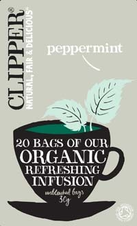 Clipper Organic Peppermint 20Teabags