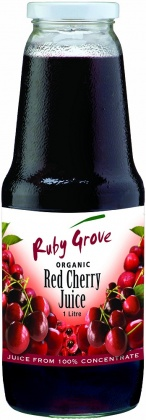 Ruby Grove Pure Cherry Juice  1lt