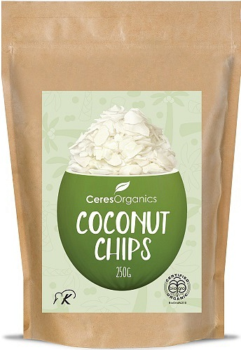 Ceres Organics Coconut Chips 250g