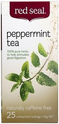 Red Seal Peppermint 25Teabags