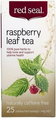 Red Seal Raspberry 25Teabags