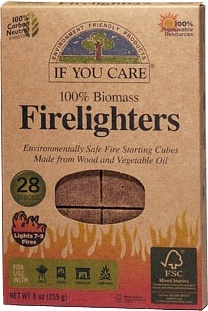 If You Care Firelighters 28 Cubes