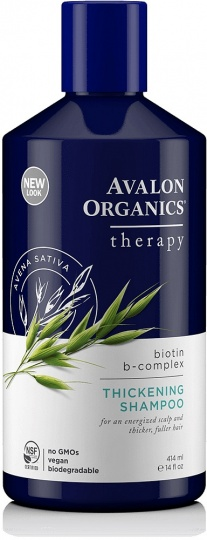 Avalon Biotin B Complex Thick Shampoo 400ml