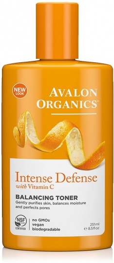 Avalon Vit C Balancing Facial Toner 250ml