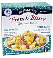 St Dalfour Gourmet Chicken w/Vegetables Meal 175g