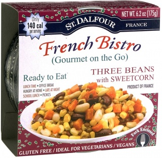 St Dalfour Gourmet Three Bean Meal 175g