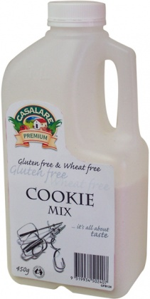 Casalare G/F W/F Cookie Mix 450g