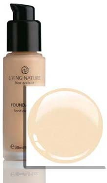 Living Nature Pure Buff Foundation 30ml