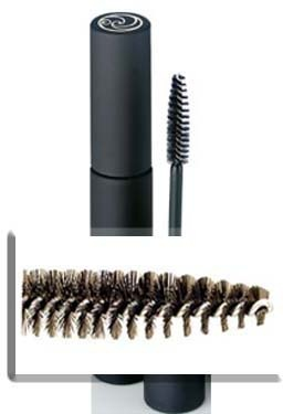 Living Nature Thickening Blckened Brwn Mascara Fragrance Free 8ml