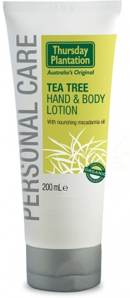 Thursday Plantation Tea Tree Hand&Body Lotion Organic 200ml