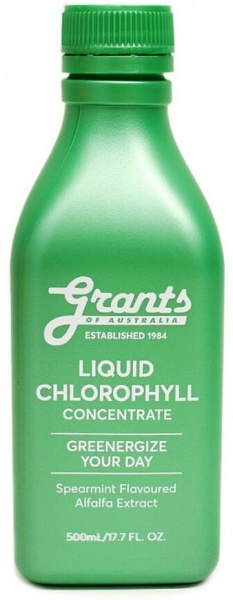Grants Liquid Chlorophyll Concentrate 500ml