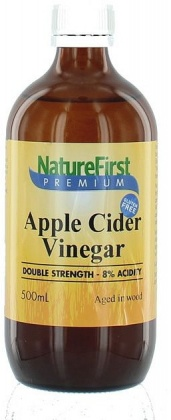 Natures First Apple Cider - Double Strength 500ml