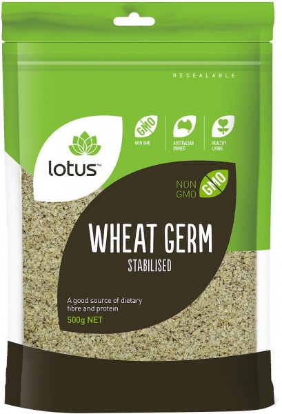 Lotus Wheatgerm - Stabilised 500gm