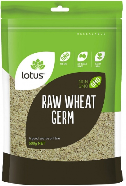 Lotus Wheatgerm - Raw OA* 500gm