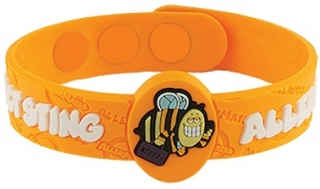 AllerMates ALERT Wristband Insect Sting Allergy