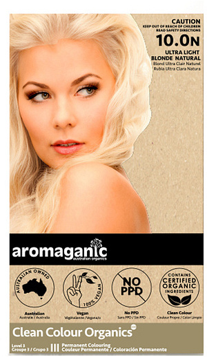 Aromaganic 10.ON Ultra Light Blonde Natural