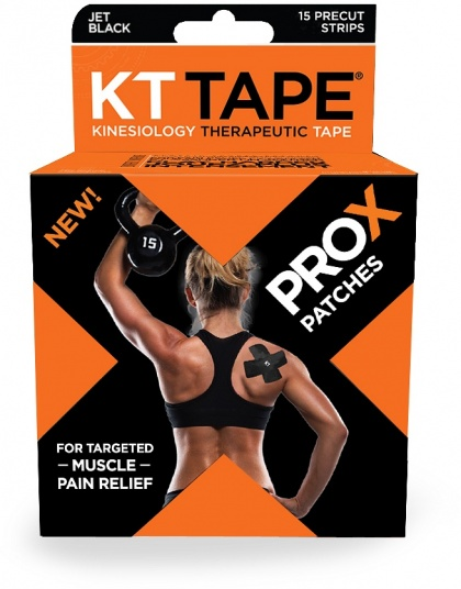 KT Tape Pro X, 15 Pain Patches