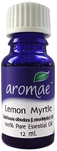 Aromae Lemon Myrtle Essential Oil 12ml