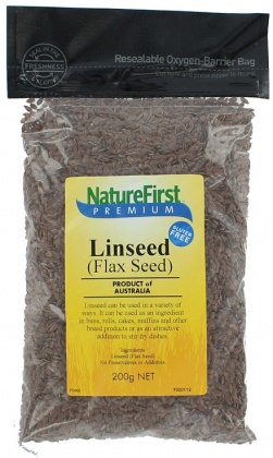 Natures First Linseed G/F 200g