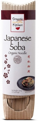 Organic Noodle Kitchen Japanese Soba 200g
