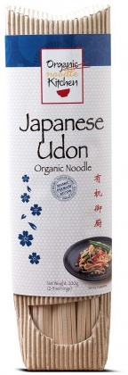 Organic Noodle Kitchen Japanese Udon 200g