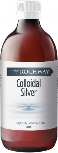 Way to Life Colloidal Silver 500m (Way To Life)