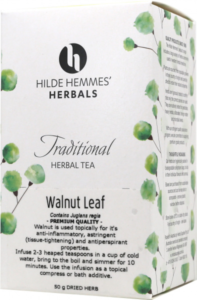Hilde Hemmes Walnut Leaf 50gm
