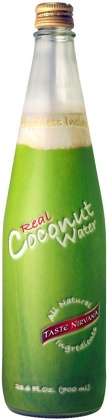 Taste Nirvana Real Coconut Water  Glass 6x700ml