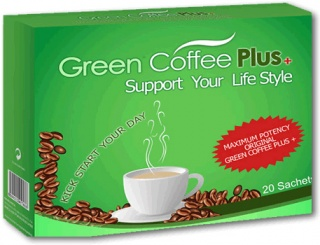 Green Coffee Plus + 20sachets per box