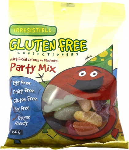 Irresistable  Party Mix (New Package) 150g