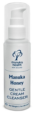 Manuka Health MGO 250+ Manuka Honey Gentle Cream Cleanser 80ml