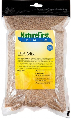 Natures First LSA Meal 500gm with O.A