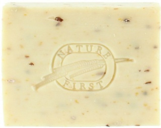 Natures First Soap Wheatgerm (Cream Fleck) 100gm