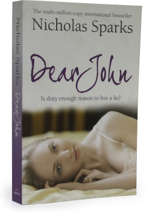 Book report on dear john