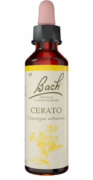 Bach Flower Cerato 10ml