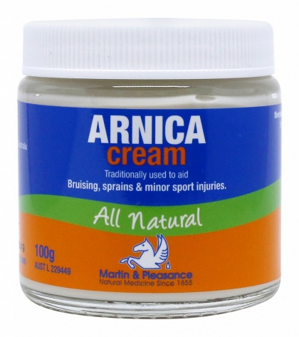 Martin & Pleasance Arnica Cream x100gm