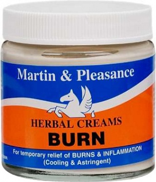 Martin & Pleasance Burn Cream x100gm