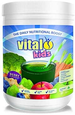 Vital Kids Berry Flavour 120g