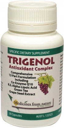 Medicines From Nature Tri-Genol Pro - 30tabs