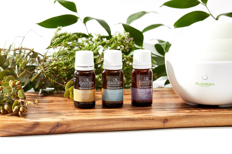 Oil Garden Baby Essential Oils