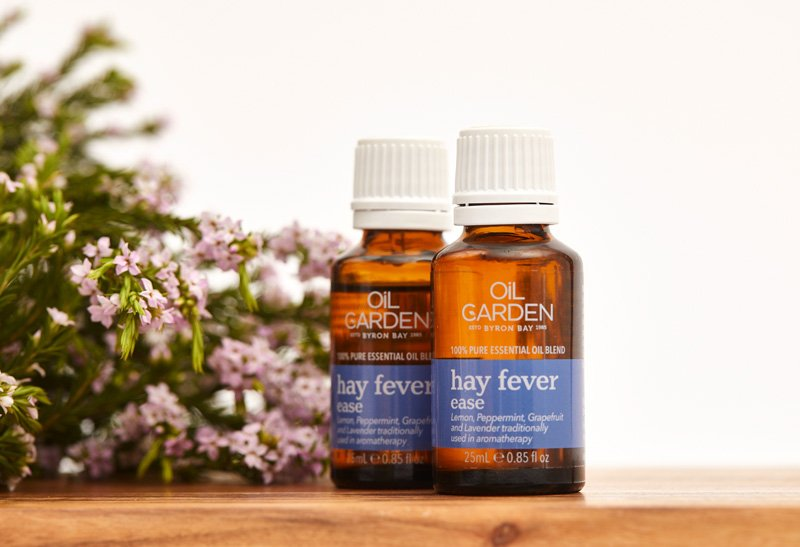 Oil Garden Hay Fever Ease