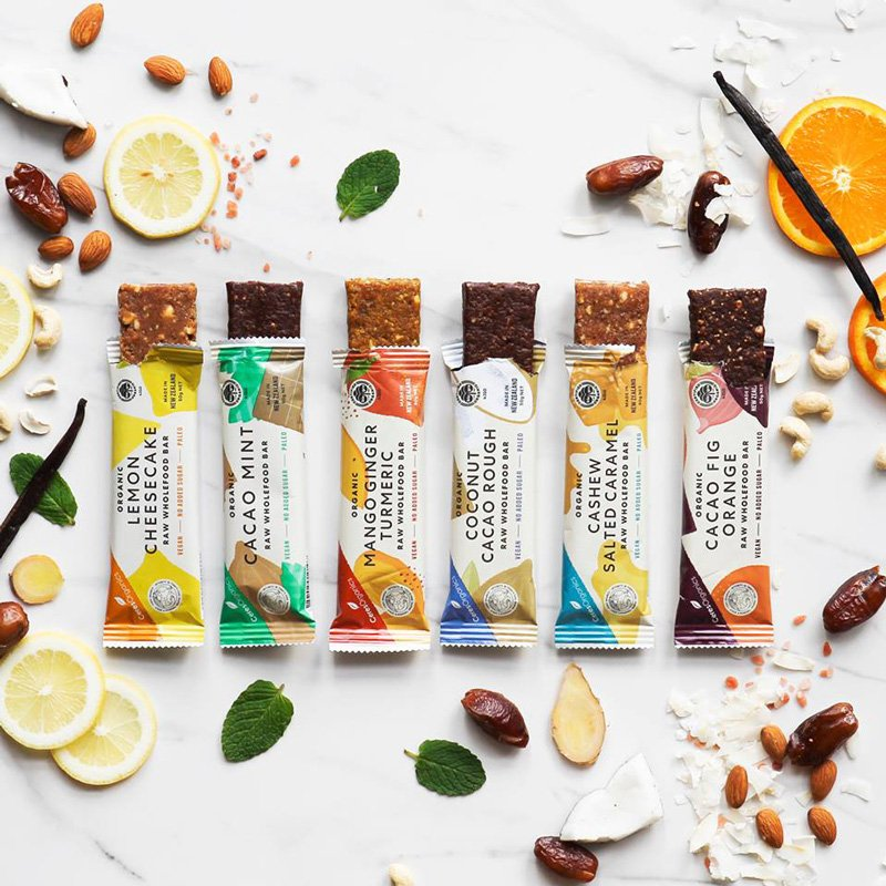 Ceres Raw Food Bars