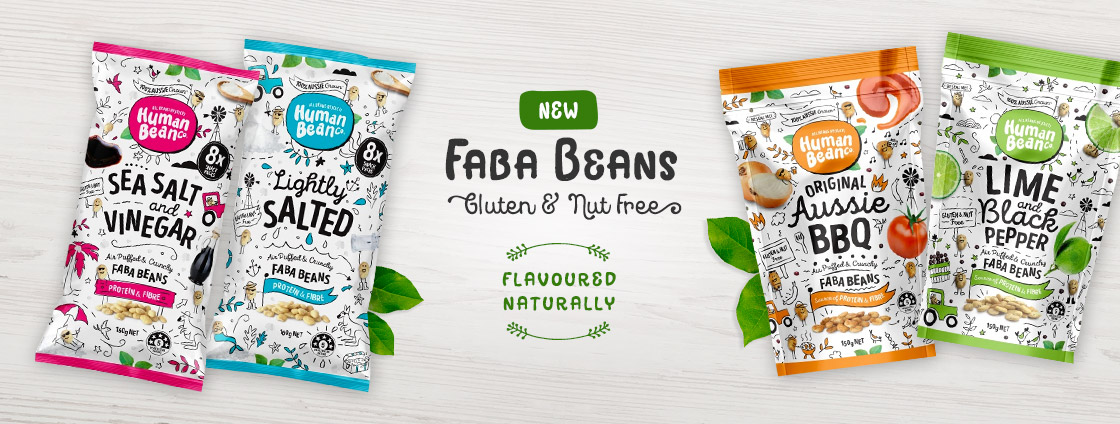 Faba Beans by Human Bean Co