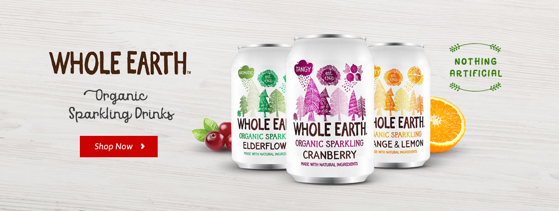 Whole Earth Natural Drinks