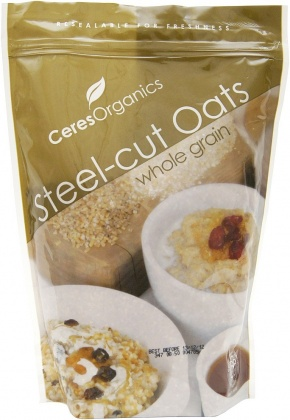 Ceres Organics Oats Steel Cut 900g