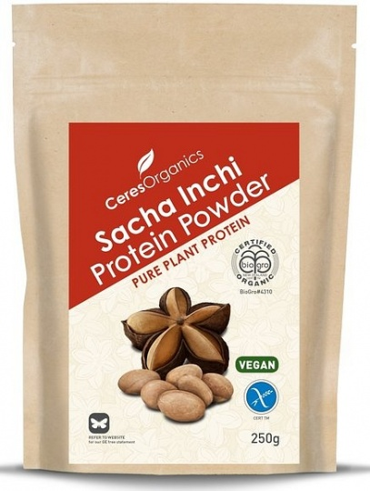 Ceres Organics Sacha Inchi Protein Powder 250g