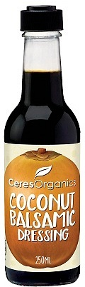 Ceres Organics Coconut Balsamic Dressing 250ml