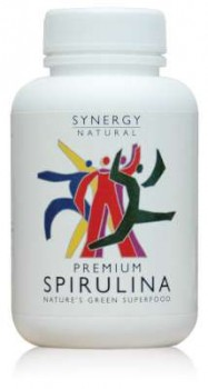 Synergy Spirulina Powder 200gm