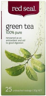 Red Seal Green  25Teabags